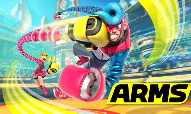 ARMS Global Punch – Élménybeszámoló