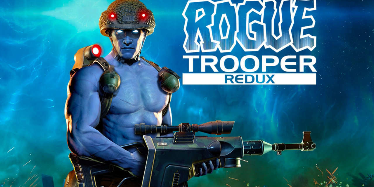Rogue Trooper Redux – Gameplay videó
