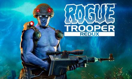 Rogue Trooper Redux – Gameplay videó