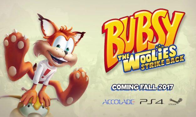 Bubsy 21 év után visszatér!