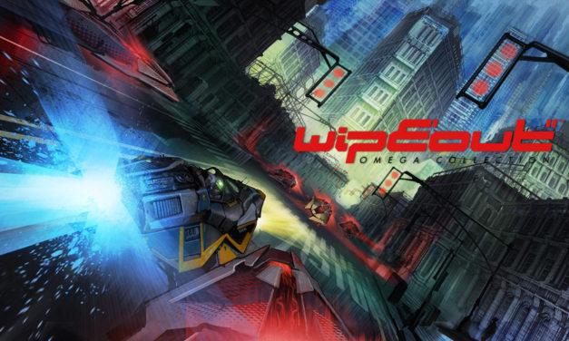 WipEout Omega Collection – Játékteszt