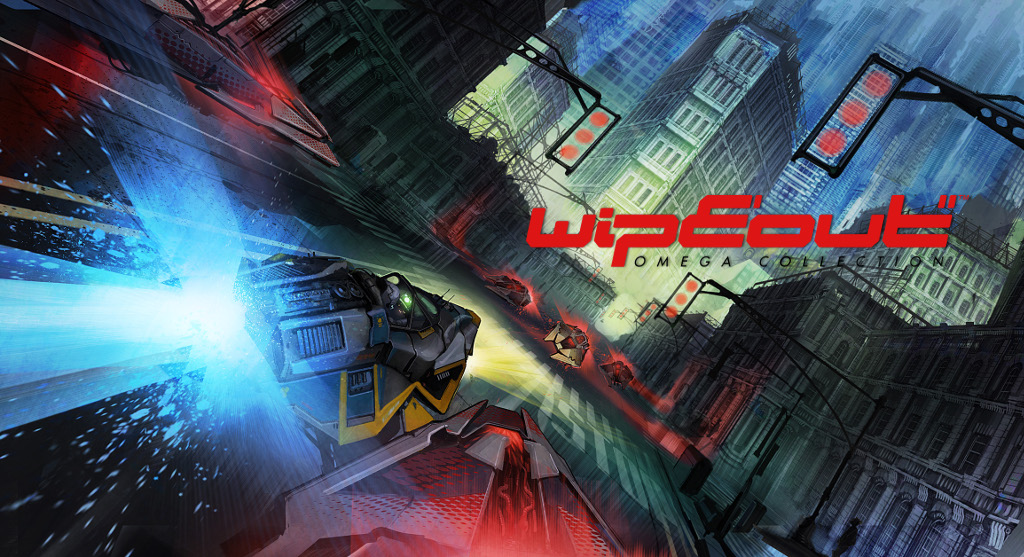 WipEout Omega Collection – Játékteszt