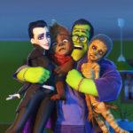 Megérkezett a Szörnyen boldog család szinkronizált előzetese (6+)