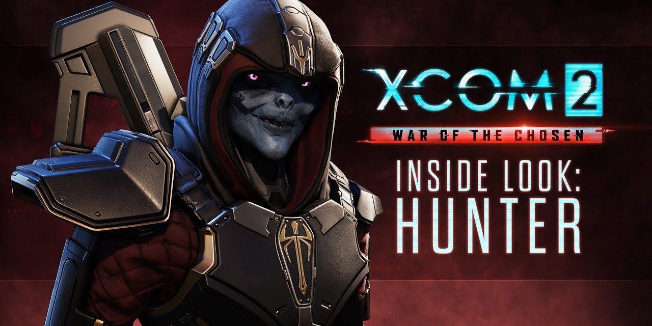 Videón az XCOM 2: War of the Chosen Hunterje