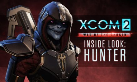 Videón az XCOM 2: War of the Chosen Hunterje