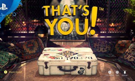 That's you! – Játékteszt