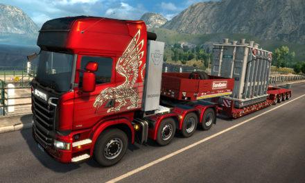 Euro Truck Simulator 2 Heavy Cargo Pack DLC és Vive la France DLC – Játékteszt