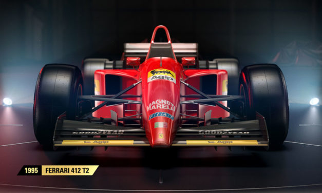 F1 2017 – A karrier mód