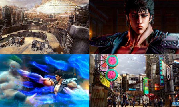 Fist Of The North Star játékot jelentettek be a Yakuza készítői