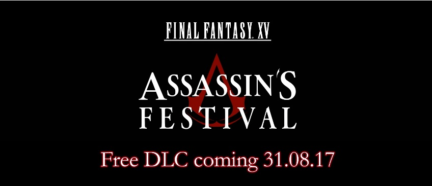 Final Fantasy XV: Assassin's Festival
