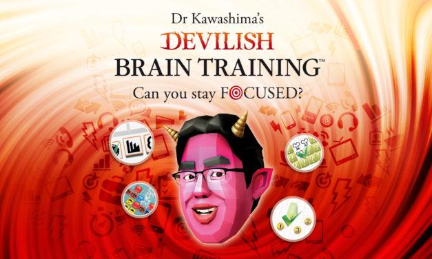 Dr. Kawashima's Devilish Brain Training – Játékteszt