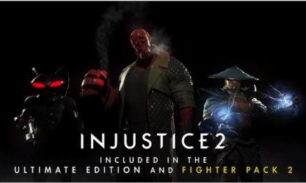 Injustice 2 – Bemutatkoznak a Fighter Pack 2 harcosai!