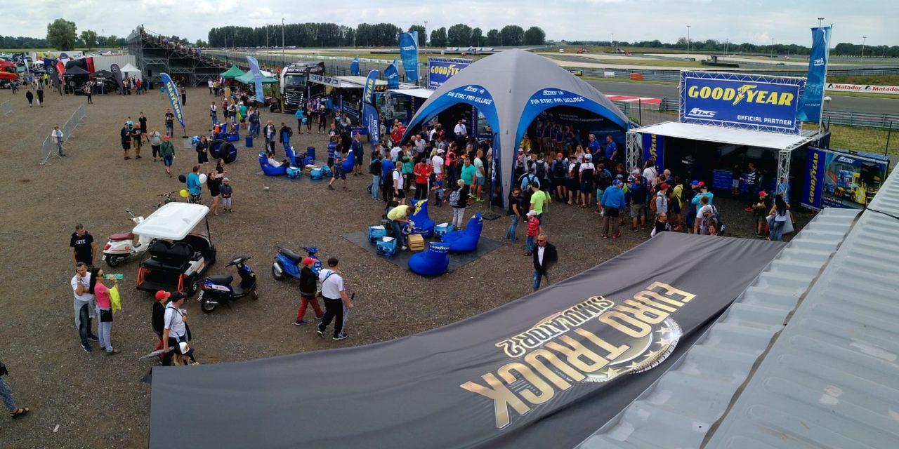 Az Euro Truck Simulator fejlesztői hazánkba is ellátogatnak!
