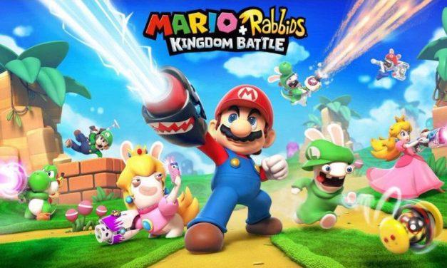Mario + Rabbids Kingdom Battle – Teljesen eszement élőszereplős reklámok