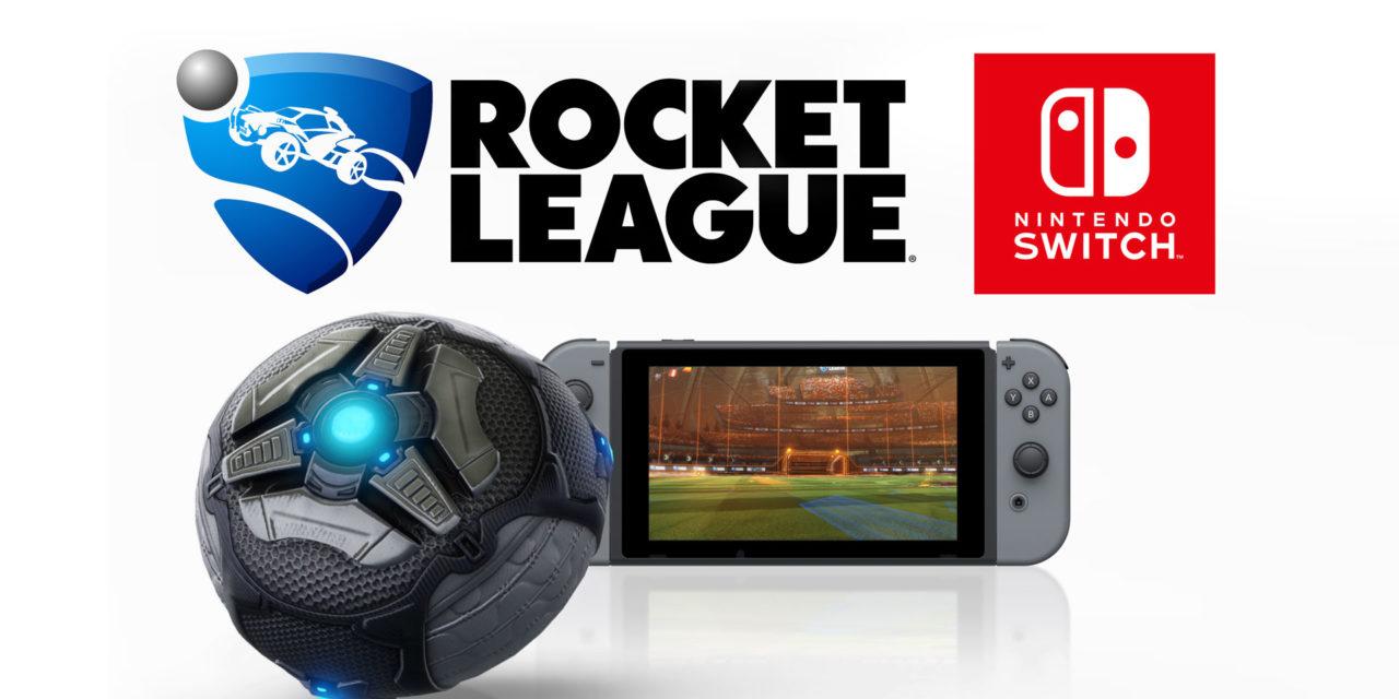 Rocket League – Egyedi autók a Switch verzióban