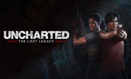 Uncharted: The Lost Legacy – Játékteszt