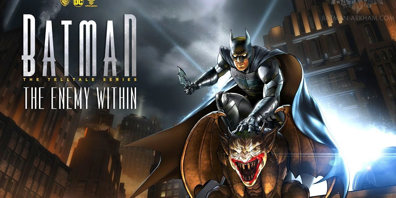Batman: The Enemy Within – megjelenési dátum