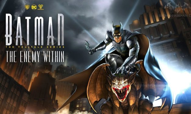 Batman: The Enemy Within – megjelenési dátum