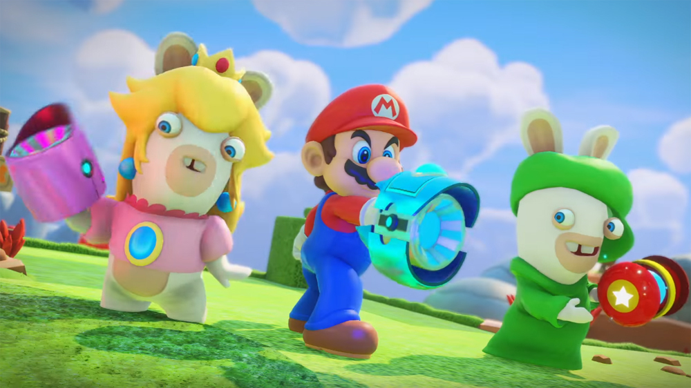 Mario + Rabbids Kingdom Battle – Ilyen lesz a kooperatív mód