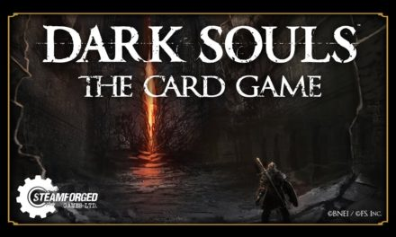 Dark Souls: The Card Game – Bejelentés