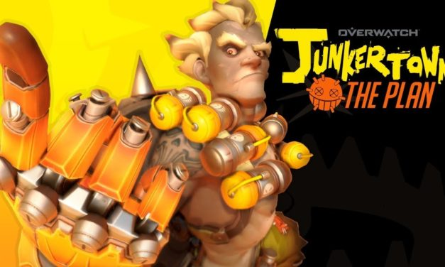 Junkertown – Új Escort Map Érkezik Overwatchba