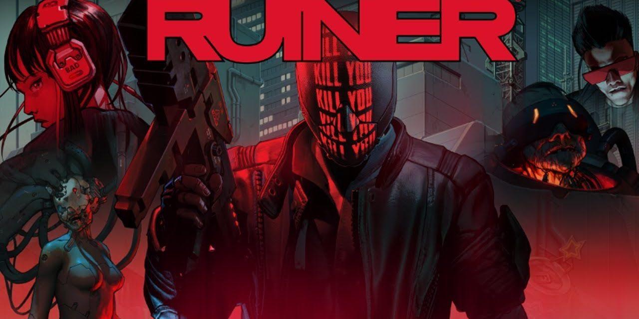 RUINER – Ugly Heart Trailer