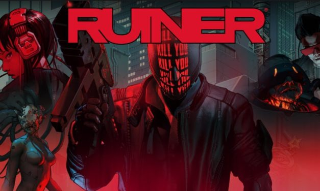 RUINER – Ugly Heart Trailer