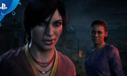 Uncharted: The Lost Legacy – Valami régi, valami új…