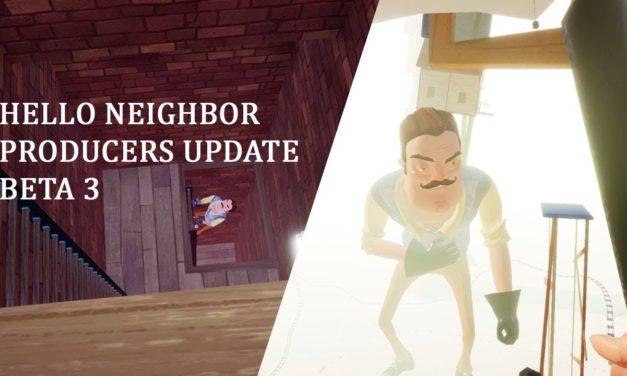 Csúszik a Hello Neighbor megjelenése