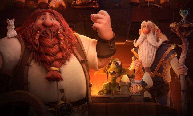 Hearthstone is kisfilmeket kap az Overwatch mintájára