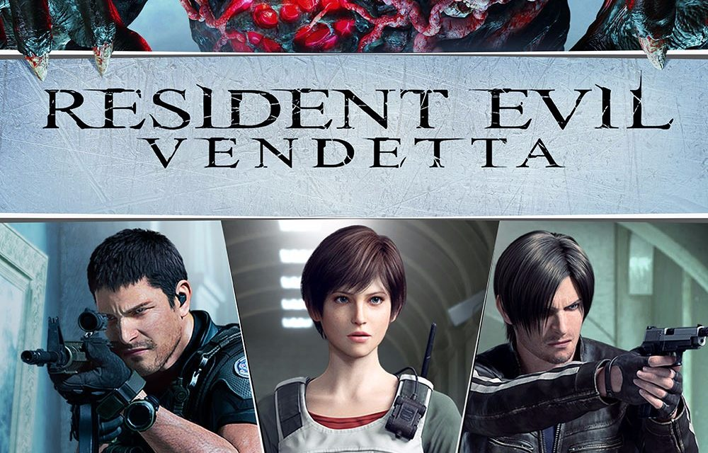 Resident Evil: Vendetta – Filmkritika