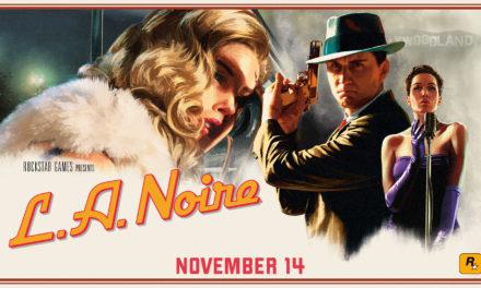 Visszatér az L.A. Noire!