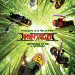 Mától látható a mozikban a LEGO Ninjago-film