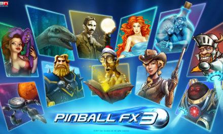 Megjelent a Pinball FX3 és a Universal Classics flippercsomag