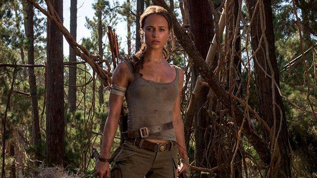 Megjött a Tomb Raider előzetese