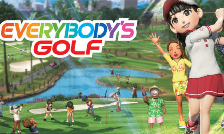 Everybody's golf videós bemutató