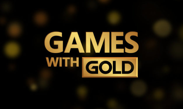 Games With Gold – Március