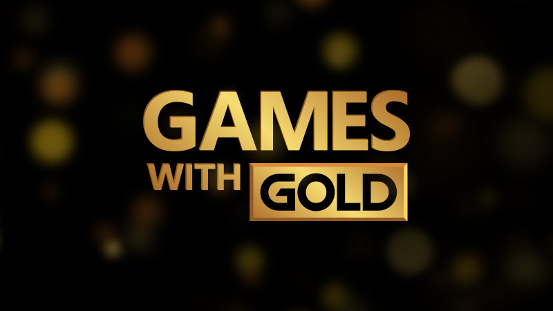 Games with Gold – Január