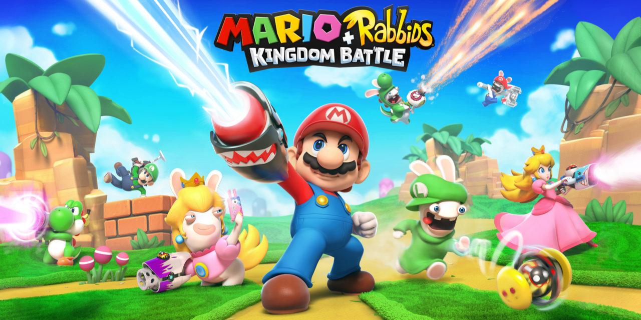 Mario + Rabbids: Kingdom Battle – Játékteszt