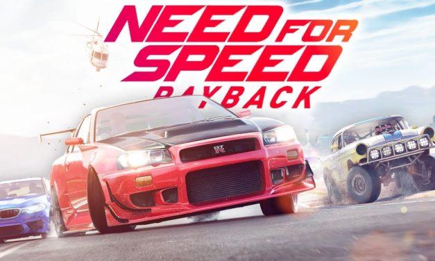 Megérkezett a Need For Speed: Payback hivatalos rendszerigénye!