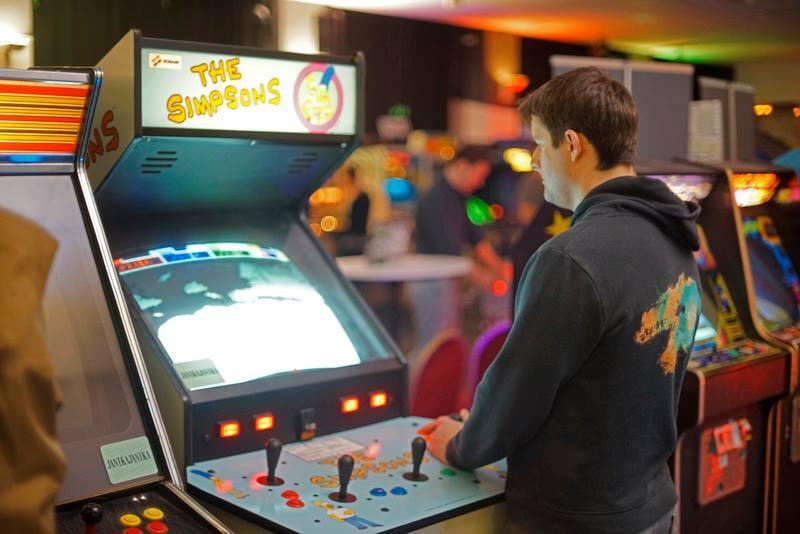 Hétvégi programajánló: Arcadia játéktermi kiállítás