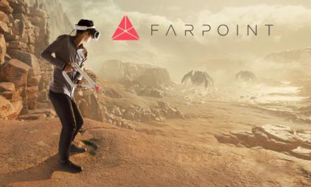 Farpoint VR bemutató