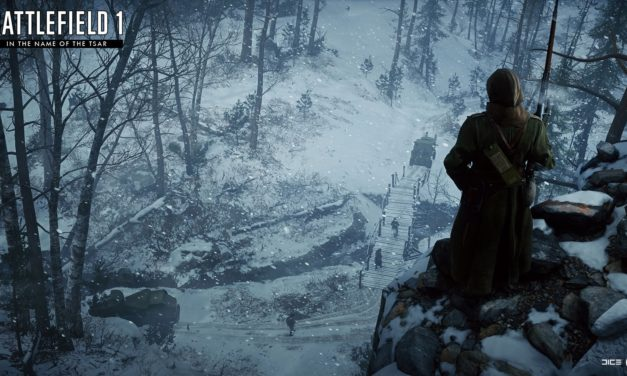 Mit kérjek karácsonyra? – Battlefield 1: In the Name of the Tsar