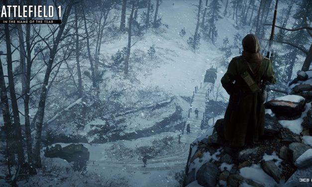 Mit kérjek karácsonyra? – Battlefield 1: In the Name of the Tsar