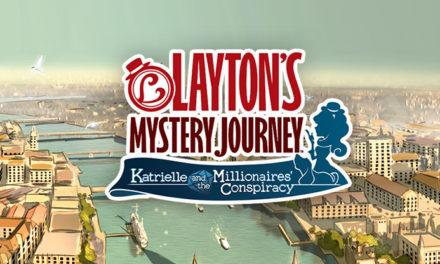 Layton's Mystery Journey Katrielle and the Millionaires' Conspiracy – Játékteszt