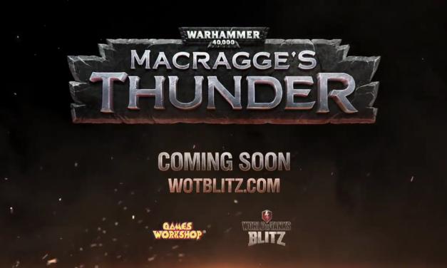 Warhammer 40k-val újít be a World of Tanks