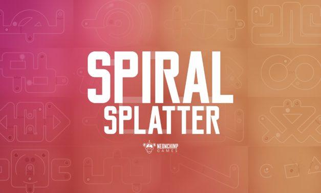 Spiral Splatters bemutató