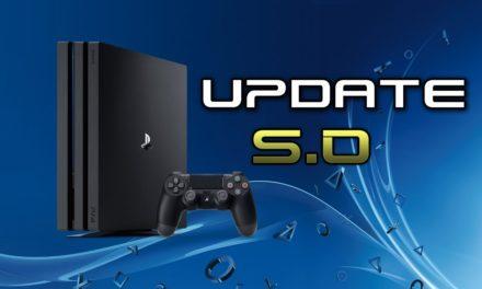 Megérkezett a PS4 5.00-s frissítése!