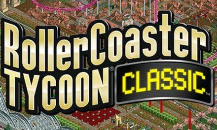 Rollercoaster Tycoon Classic bemutató