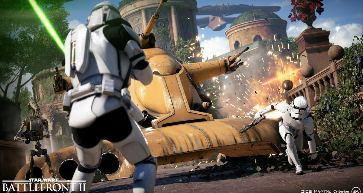 Star Wars Battlefront 2 – Launch trailer